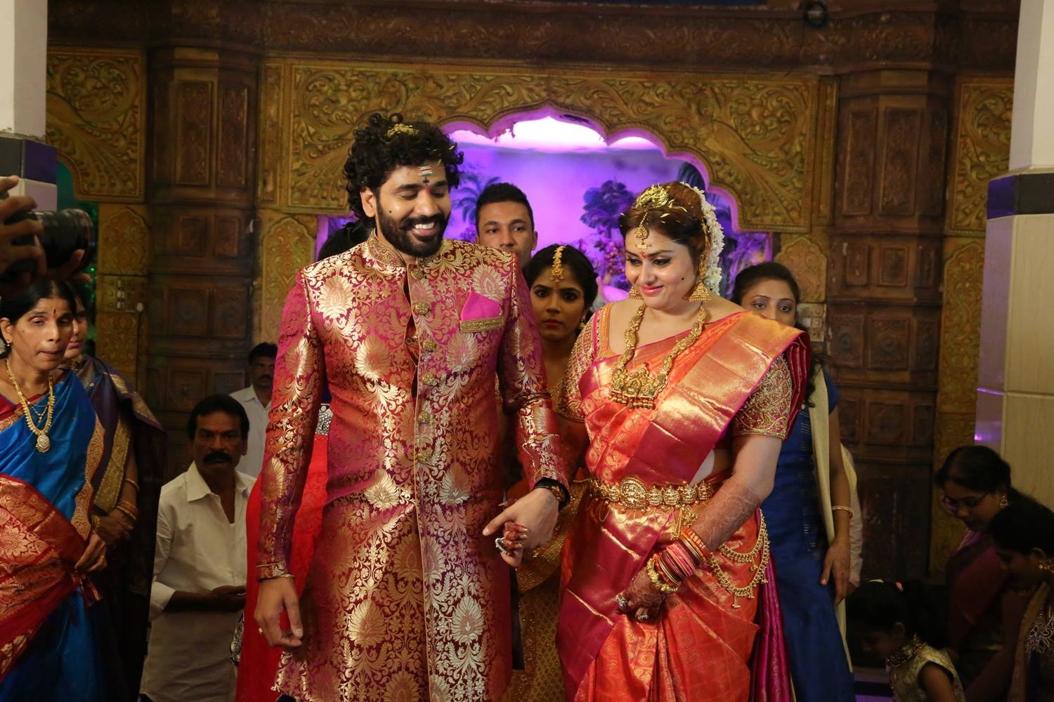 actress namita actor veer marriage photos hd images