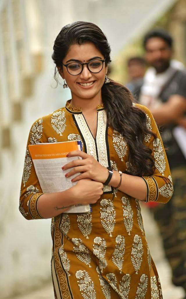 Chalo Movie Hd Photos Stills Naga Shourya Rashmika Mandanna