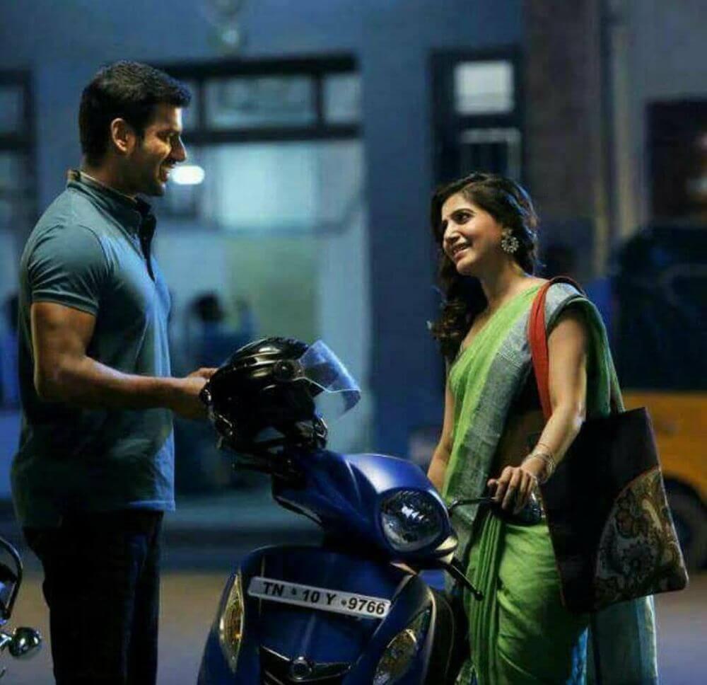 Abhimanyudu Movie Hd Photos Stills Vishal Samantha