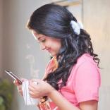 Keerthy Suresh New Latest HD Photos | Agnyaathavaasi Movie Heroine Keerthy Suresh Photo Shoot Images
