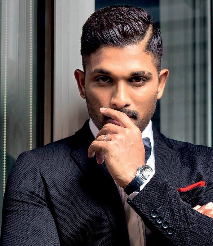 Allu Arjun Maxim Photo Shoot Ultra Hd Photos Stills