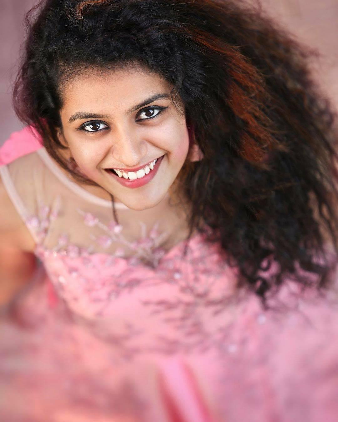 Image result for Priya Prakash Varrier