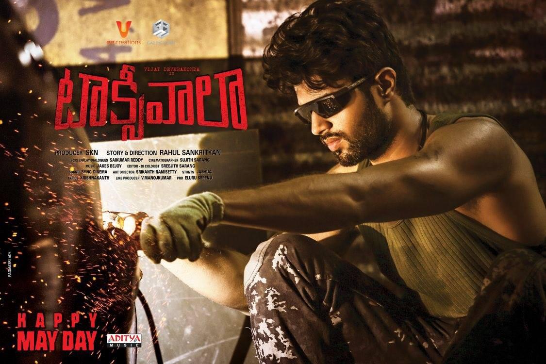 Vijay Deverakonda Taxiwala Movie First Look Ultra Hd Posters