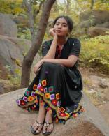 Shivathmika Rajashekar New Latest HD Photos | Dorasani Movie Heroine Shivathmika Rajashekar Photo Shoot Images