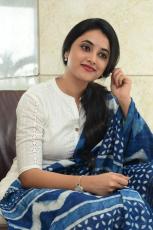 Priyanka Mohan New Latest HD Photos | Gang Leader Movie Heroine Priyanka Mohan Photo Shoot Images