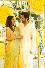 Actor Nithin Shalini Engagement HD Photos Gallery EXCLUSIVE Images