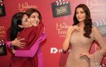 Kajal Agarwal Madame Tussads Wax Statue HD Photos