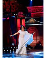 Anchor Anasuya Bharadwaj Latest Photos in White Saree