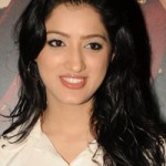 Richa Panai At Action 3D Movie Song Projection Event