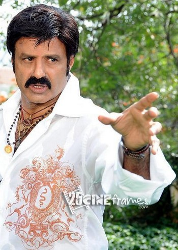 Balakrishna New Physic For Legend