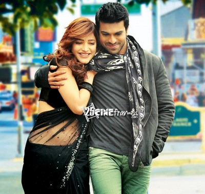 Charan's Yevadu is set to hit screens on 19th of December