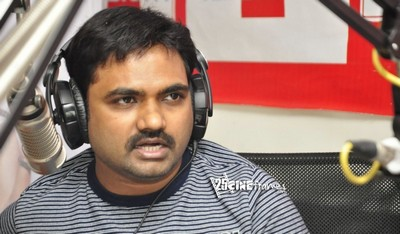 Finally, Maruthi clarified the story behind the term
