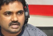 Director Maruti at Prema Katha Chitram Team Big FM, Hyderabad Photos