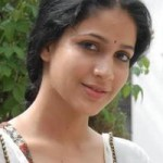 Lavanya Tripathi Stills at Andala Rakshasi Press Meet