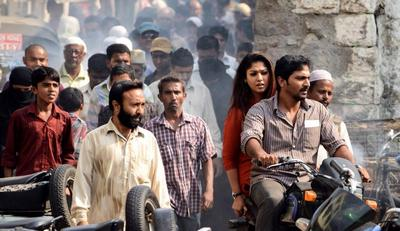 Anamika's shooting in Hyderabad
