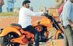 Another Leak from Balakrishna's Legend