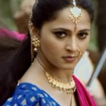 Anushka as Devasena in Baahubali First Look Gallery