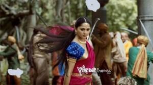 Anushka is Devasena in Baahubali Movie