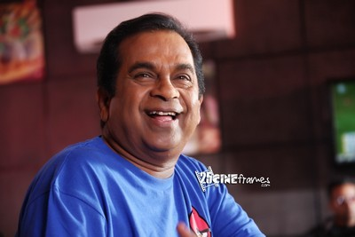 Brahmanandam is going to Bollywood for only 1 Reason