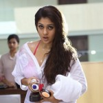 Nayantara Wet Hot Photos in Aarambam
