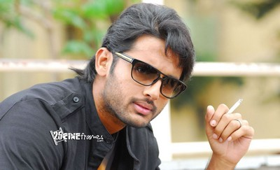 Nithiin's Started Dubbing for his Heart Attack