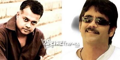 Romantic director with Manmadhudu