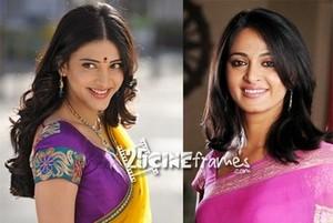 Shruti Haasan and Anushka joined with Nagarjuna  for a good cause