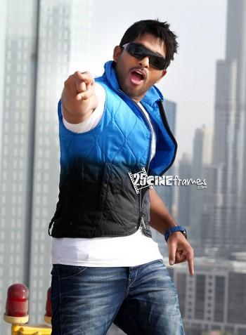 Allu Arjun's Race Gurram remains two songs