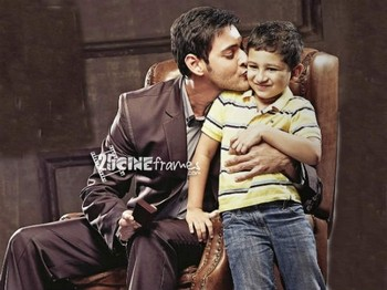 Mahesh Babu's son dubbing for 1 Nenokkadine