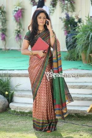 Nadhiya role in Mahesh Babu Aagadu