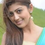 Pranitha Hot Saree Photo Stills