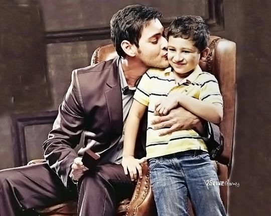 He is Handsome Than Me : Mahesh Babu