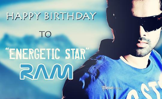 Happy Birthday To RAM