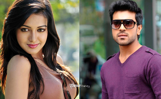 Catherine Tresa To Act With Ram Charan
