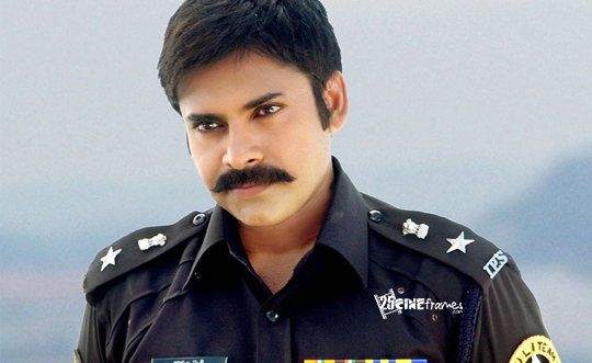 Power Star Is The 'Bengal Tiger'