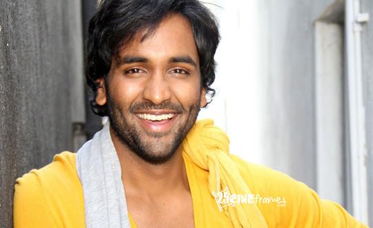 Manchu Vishnu Joins Srivas Movie Shooting