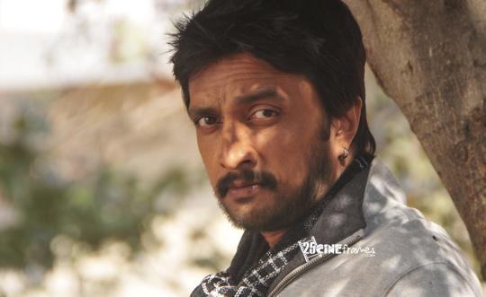 Sudeep Bagged Mirchi Movie Rights