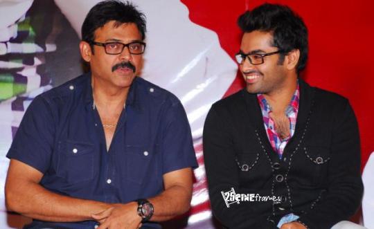 Venkatesh- Ram Movie Title 'Masala'?