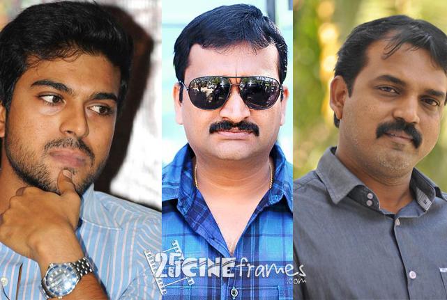 Charan-Koratala Siva Movie Starts From MAY
