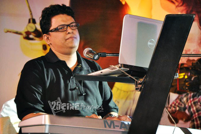 Music Director Sunny Roped In ACTION 3D