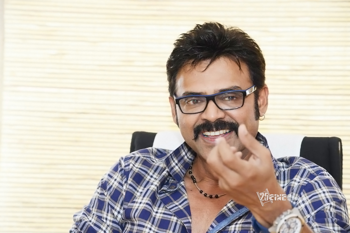 Venkatesh Wants To Start His Own Production House