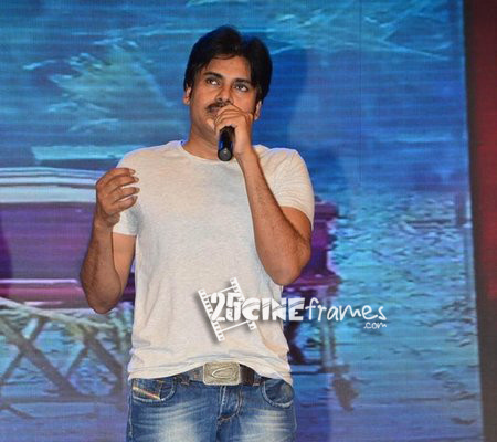 Industry doesn't belong to any one family says Pawan Kalyan