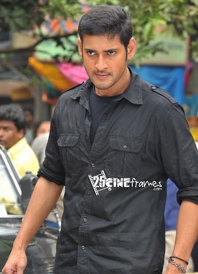 Mahesh Babu as Sturdy Police in Aagadu