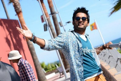 Nithin Hattrick confidence on Heart Attack