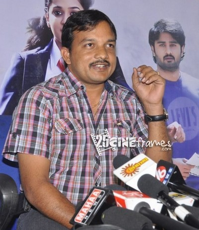 PKC director ready for his New Movie