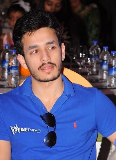 Akhil Akkineni debut movie director
