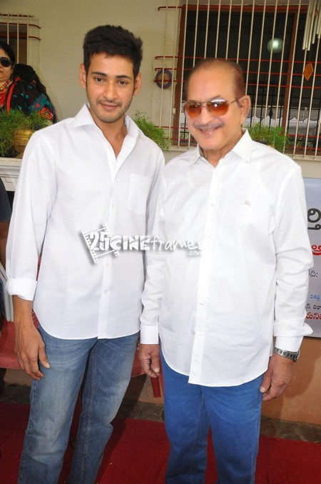 Mahesh Babu and Krishna to lose Padmalaya Studios