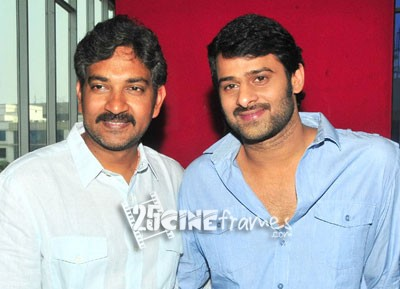 Rajamouli breaks own record for Prabhas