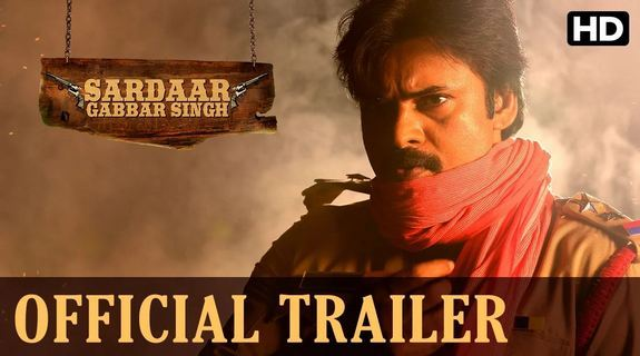 Sardaar Gabbar Singh Official Hindi Trailer 1080P HD Video