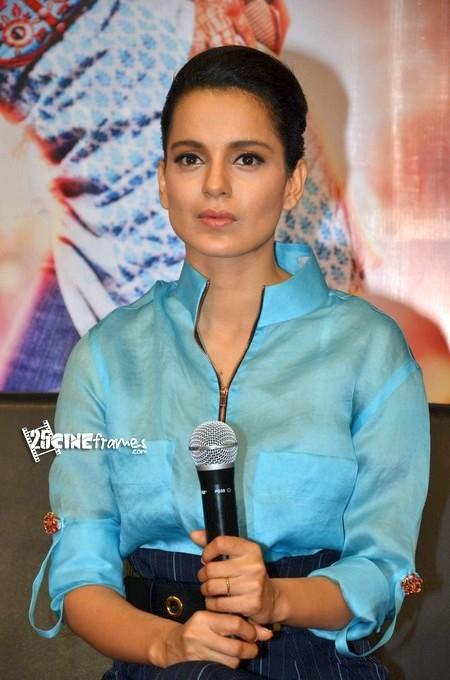 Kangna Ranaut admires Mahesh Babu